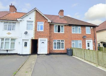 Thumbnail 3 bed terraced house for sale in Prince Of Wales Lane, Yardley Wood