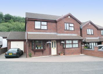 Thumbnail 4 bedroom detached house for sale in Dudley, Netherton, St. Peters Road