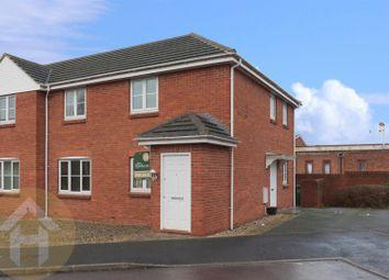 Thumbnail 1 bed maisonette for sale in Manor House Close, Royal Wootton Bassett, Swindon
