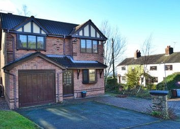 Thumbnail 4 bed detached house for sale in High View, Mow Cop