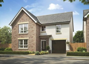 "Thumbnail 4 bedroom detached house for sale in ""Falkland"" at Haddington"