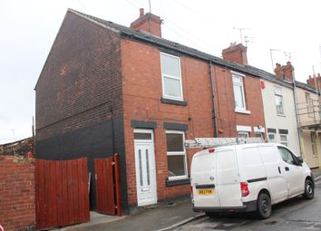 Thumbnail 2 bed end terrace house to rent in Union Street, Hemsworth