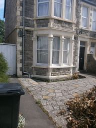 Thumbnail 1 bed flat to rent in Nithsdale Road, Weston-Super-Mare