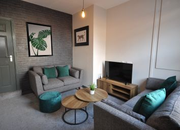 Thumbnail 5 bed shared accommodation to rent in Back Highfield Road, Bramley, Leeds