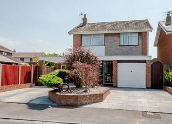 Thumbnail 4 bed detached house for sale in Sunningdale Avenue, Fleetwood