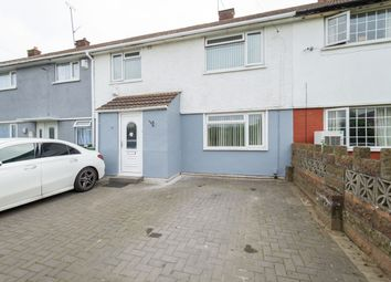 Thumbnail 3 bed terraced house for sale in Uphill Road, Llanrumney, Cardiff