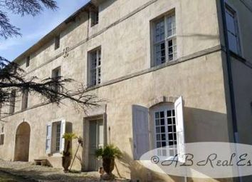 Thumbnail 7 bed property for sale in Nismes, France