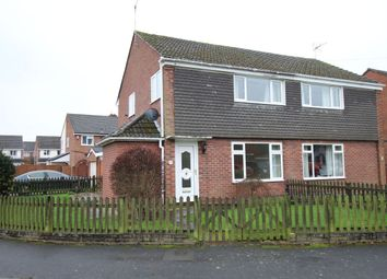 Thumbnail 3 bed semi-detached house to rent in Sycamore Close, Holmes Chapel, Crewe