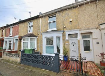 Thumbnail 3 bed terraced house for sale in Nelson Avenue, Portsmouth