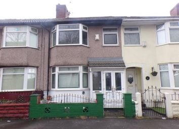 Thumbnail 3 bedroom terraced house for sale in Green Lane, Stoneycroft, Liverpool, Merseyside