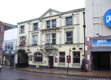 Thumbnail Pub/bar for sale in Freehold 133 Church Street, Preston