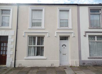 Thumbnail 3 bed terraced house for sale in Tudor Street, Merthyr Tydfil