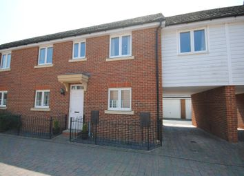 Thumbnail 4 bed semi-detached house for sale in Baden Powell Close, Great Baddow, Chelmsford, Essex