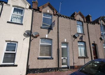 Thumbnail 2 bed terraced house for sale in Adelaide Street, Barrow-In-Furness, Cumbria