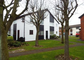 Thumbnail 1 bedroom flat for sale in Brecon Close, Blackpool, Lancashire
