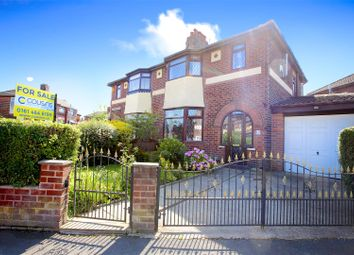 3 bed town house for sale in Burgess Drive, Failsworth, Manchester M35