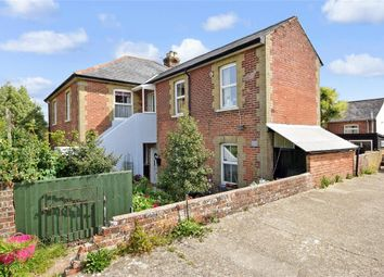 Thumbnail 3 bed maisonette for sale in Whitepit Lane, Newport, Isle Of Wight