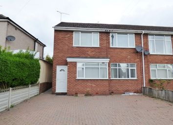 Thumbnail 2 bedroom maisonette for sale in Nunts Lane, Coventry