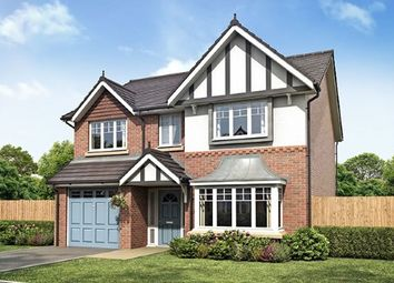 Thumbnail 4 bed detached house for sale in Greenhill Close, Penwortham, Preston, Lancashire