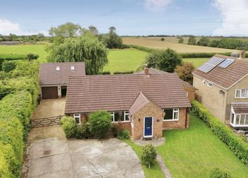 4 bed detached house for sale in Church Walk, Stow Longa, Huntingdon PE28