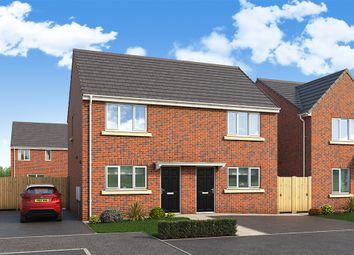 "Thumbnail 2 bed property for sale in ""The Halstead"" at Haydock Drive, Castleford"