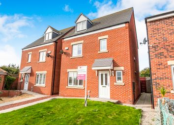Thumbnail 4 bed detached house for sale in Ripon Close, Hartlepool