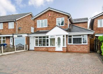 Thumbnail 3 bed detached house for sale in Kingsdown Road, Burntwood