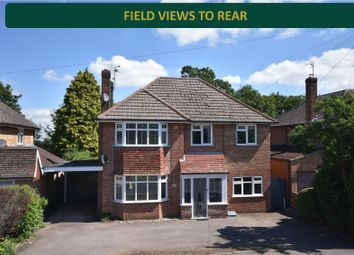 Thumbnail 5 bed detached house for sale in Copse Close, Oadby, Leicester