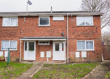 Thumbnail 2 bed flat for sale in Cromarty Court, Bletchley