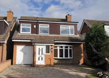 Thumbnail 4 bed detached house for sale in Cadeby Grove, Milton, Stoke On Trent