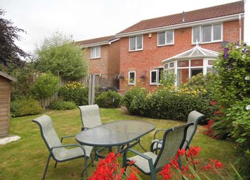 Thumbnail 4 bed detached house for sale in Bainbridge Court, St. Helen Auckland, Bishop Auckland