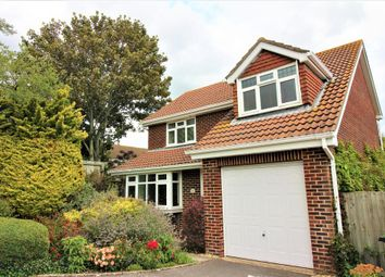 Thumbnail 4 bedroom detached house to rent in Putton Lane, Chickerell, Weymouth, Dorset