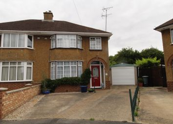 Thumbnail 3 bed semi-detached house for sale in Beechcroft Road, Bletchley