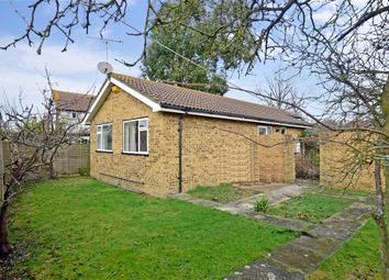 Thumbnail 2 bed detached bungalow for sale in Douglas Avenue, Whitstable, Kent