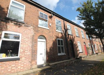 Thumbnail 3 bed terraced house for sale in Flixton Road, Urmston, Manchester