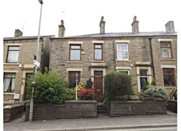 Thumbnail 3 bed terraced house to rent in Rochdale Road, Oldham