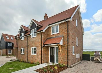 Thumbnail 3 bed semi-detached house for sale in Lewknor, Watlington, Oxfordshire