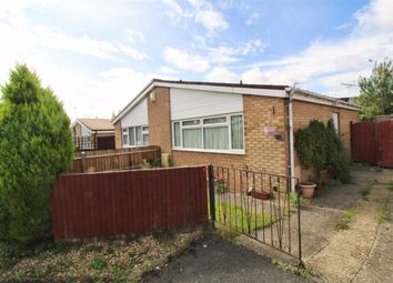 Thumbnail 1 bedroom semi-detached bungalow for sale in Fulwoods Drive, Leadenhall, Milton Keynes