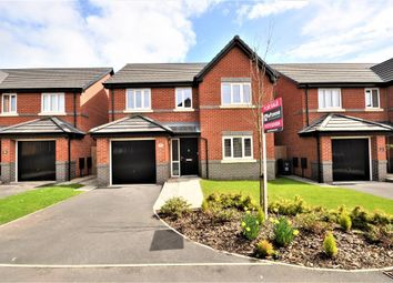 Thumbnail 4 bed detached house for sale in Riversleigh Way, Warton, Preston, Lancashire