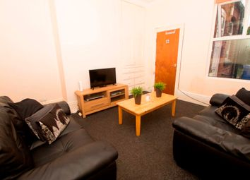 Thumbnail 4 bed terraced house to rent in - Edmund Road, Sheffield