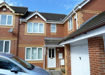 Thumbnail 3 bed terraced house to rent in Holywell Close, St. Annes Park, Bristol