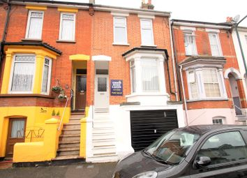 Thumbnail 1 bedroom flat for sale in Victoria Road, Chatham, Kent