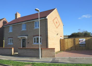 Thumbnail 3 bedroom detached house for sale in Breach Field, Wool, Wareham