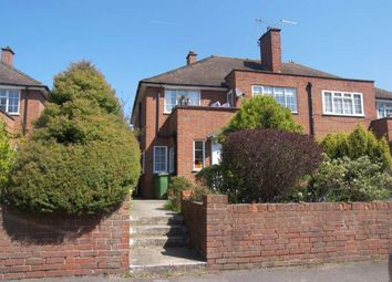 Thumbnail 2 bed maisonette for sale in Linden Close, Thames Ditton