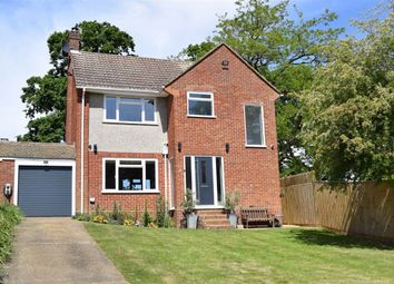 Thumbnail 3 bed detached house for sale in The Manor, Milford, Godalming