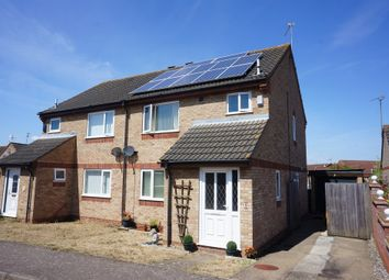 Thumbnail 3 bed semi-detached house for sale in Mill Road, Beccles