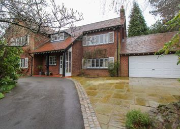 4 bed detached house for sale in Carrwood Road, Bramhall, Stockport SK7