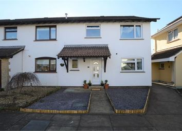 Thumbnail 3 bed semi-detached house for sale in Marlborough Place, Highweek, Newton Abbot, Devon.