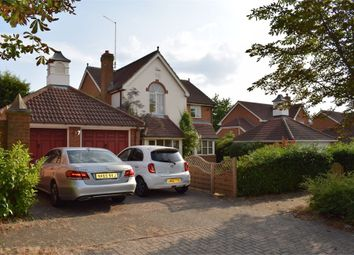 Thumbnail 4 bed detached house to rent in Rhoscolyn Drive, Tattenhoe, Milton Keynes, Buckinghamshire
