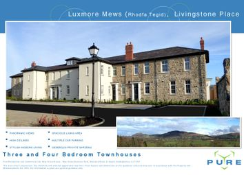 Thumbnail 3 bed mews house for sale in Upper Denbigh Road, St. Asaph